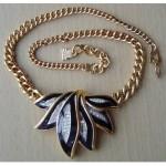 vintage 1980s lanvin necklace