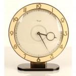 vintage art deco heinrich moller for kienzle clock