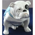 vintage royal doulton advertising bulldog figurine