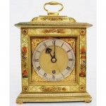 vintage 1920s charles frodsham chinoiserie clock