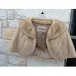 vintage neiman marcus mink fur stole