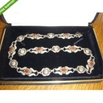 vintage georg jensen necklace