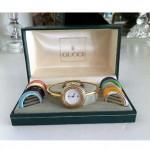 vintage gucci watch set
