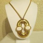 vintage pierre cardin necklace