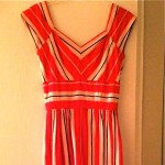 vintage 1960s tina leser dress