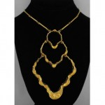 vintage 1970s d'orlan necklace