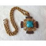vintage castlecliff necklace