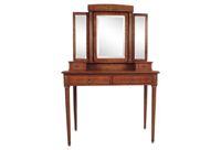 vintage 1920s french empire-style vanity