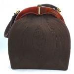 vintage 1950s corde purse