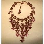 vintage goldette necklace