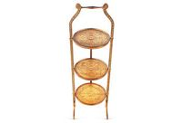 antique muffin stand