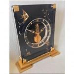 vintage jaeger le coultre marina clock