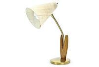 vintage midcentury desk lamp