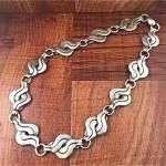 vintage william spratling sterling necklace