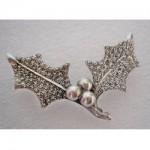 antique 1903 charles horner brooch